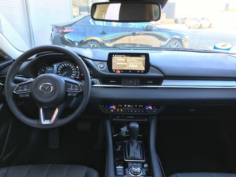 Mazda 6 2,2 Sky-D 184 Optimum aut. - billede 9