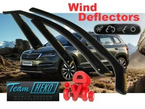 SKODA-Karoq-2017-5D-Wind-deflectors-4-pc-HEKO-28351