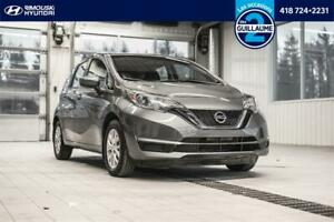 2017 Nissan Versa 1.6 SV chez Rimouski Hyundai