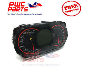 Details about SeaDoo 2013 RXT-X aS RS / RXP-X 260 OEM LCD Gauge Instrument  Cluster 278002961