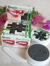 25g Activated Bamboo Charcoal Toothpaste, Herbal, Teeth Whitening, 100% Natural