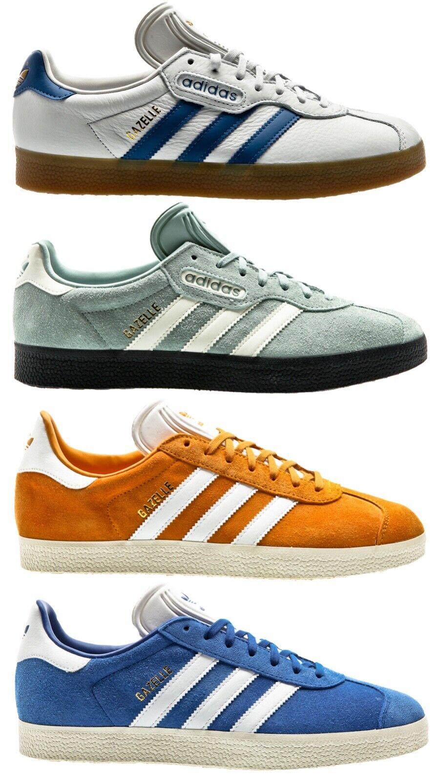 adidas Originals Gazelle Men Turnschuhe Herren Schuhe schuhe Turnschuhe