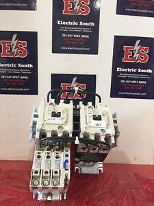 Eaton-Reversing-Starter-AN16DN0-Size-1-Series-B1-120-Volt-Coil