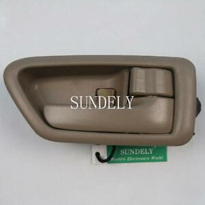 Tan Color Front Or Rear Right Passenger Inside Door Handle