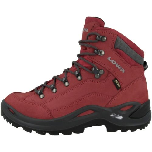 LOWA Renegade GTX Mid Women Gore-Tex Outdoor Hiking Schuhe Boots Stiefel 320945