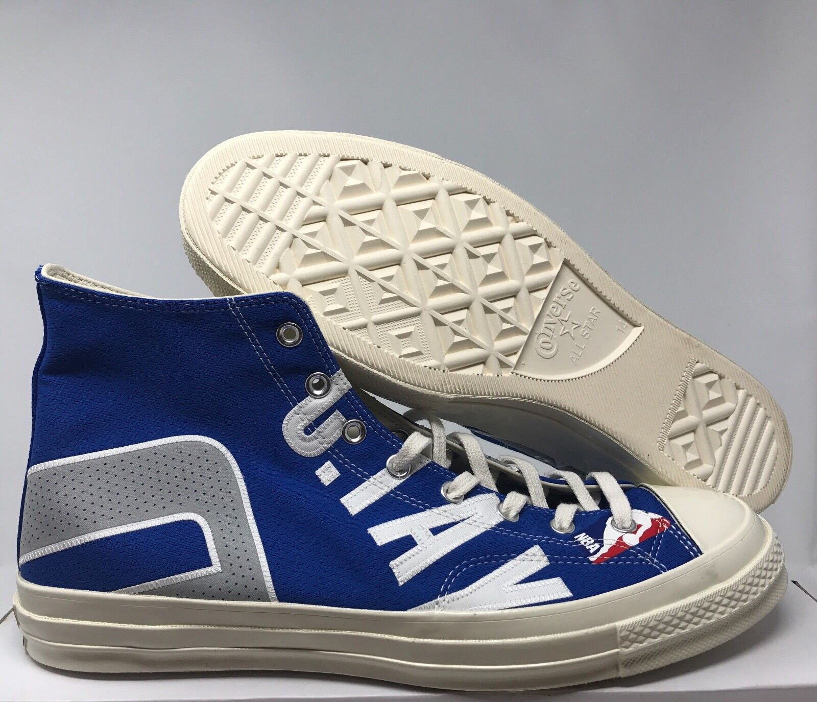 CONVERSE CHUCK TAYLOR ALL STAR 70 NBA GAME DAY DALLAS SZ 14