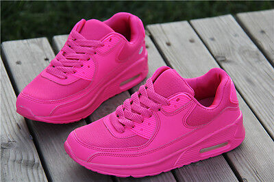 Running Sneakers Ladies Womens Gym Jogging Trainers Fitness Sport Shoe AIR shoes