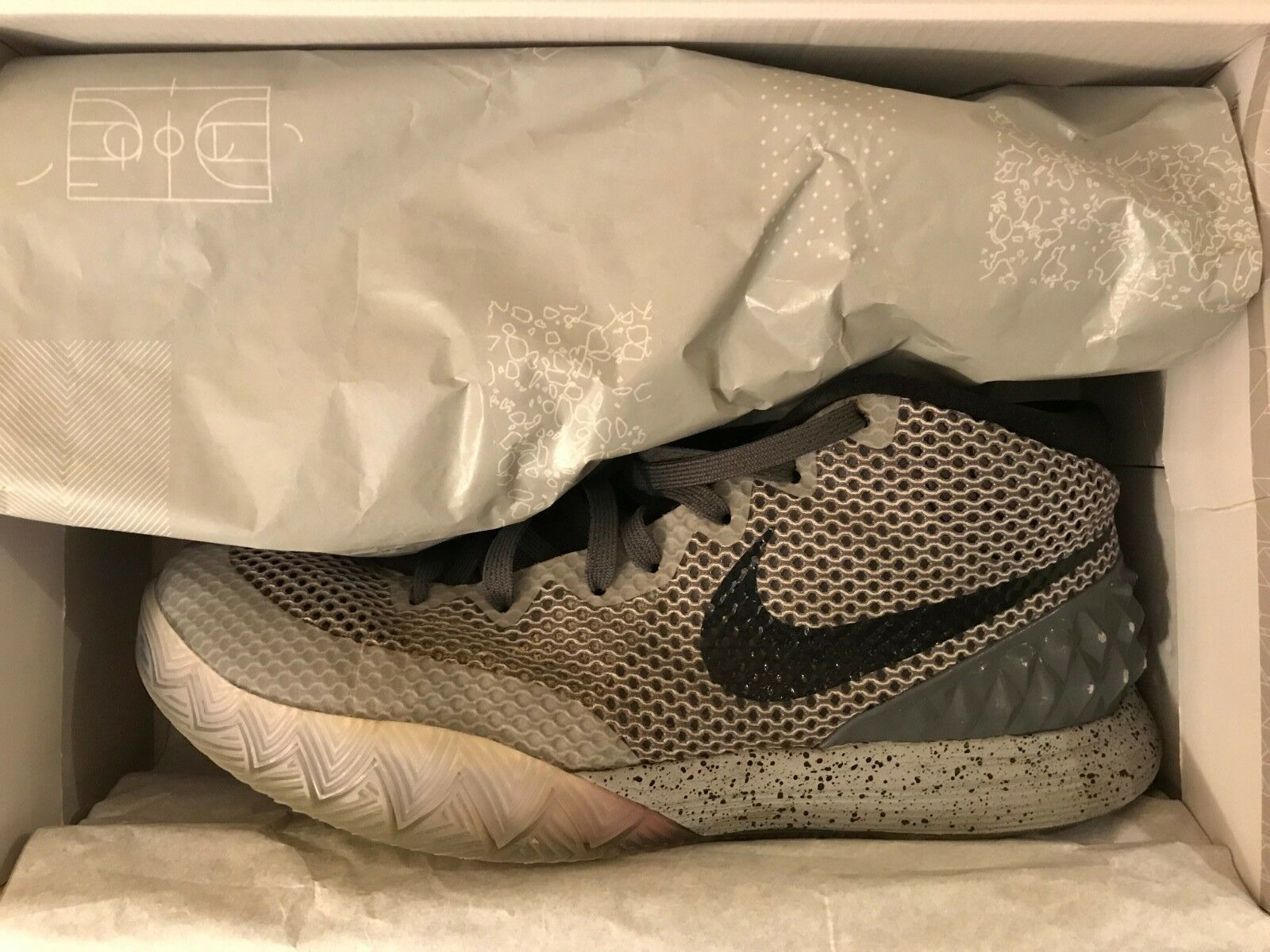 100 Nike Kyrie 1 All-Star, Size 11, Pre-Owned, Good Condition (See Description)