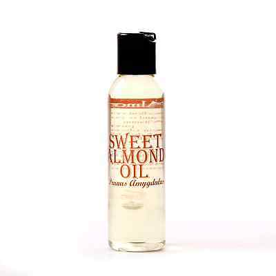Mystic Moments Almond Sweet Carrier Oil - 100% Pure - 125ml (OV100ALMOSWEE)
