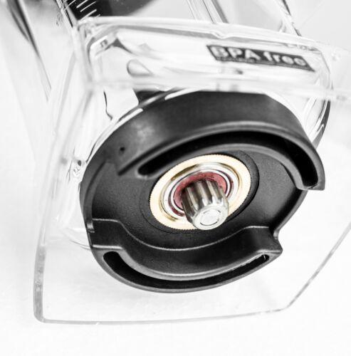 Omniblend V Power Blender BPA frei Mixer Standmixer Blender JTC 2 L weiß