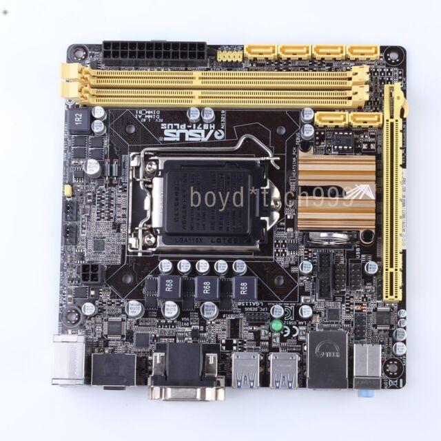 ASUS H87I-PLUS Intel LAN Drivers PC