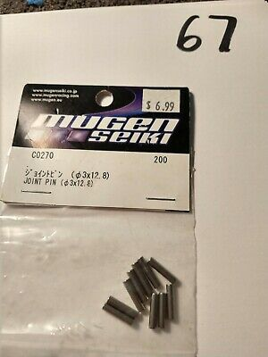 TLR234070 TiCN 4 : All SCTE Team Losi Racing Front King Pins