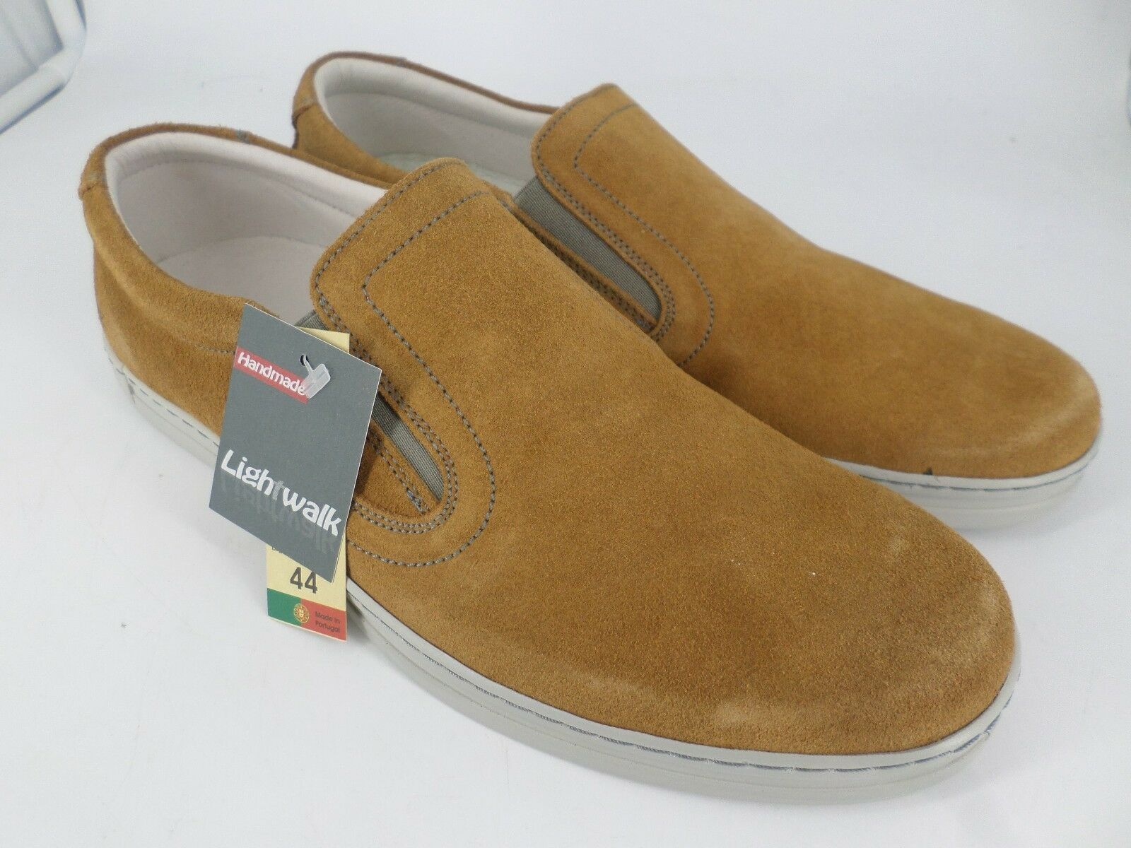 Mens Light Walk Suede Casual shoes LN28 99 SALEs