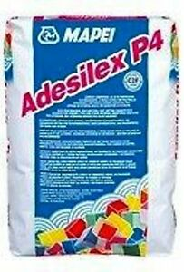 ee78b996b2c Image is loading Mapei-Adesilex-P4-20Kg-Bag