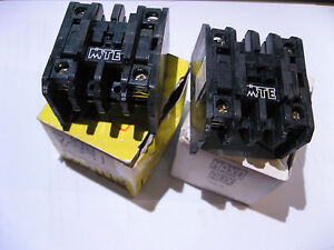 Contactor-Auxiliary-Block-Unit-MTE-01-040200-000-MAXO-AUX-0402-USED-Qty-2