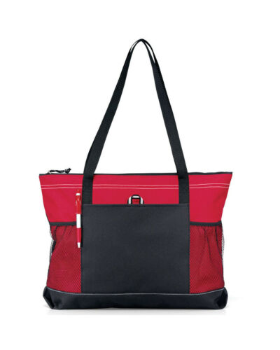 Buick Power 6 Gemline Select Zippered Tote Bag  Licensed by General Motors