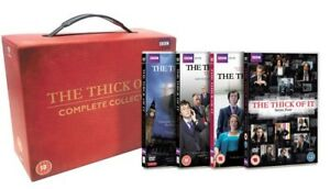 THE-THICK-OF-IT-2005-2012-Peter-Capaldi-COMPLETE-Season-Series-R2-DVD-not-US