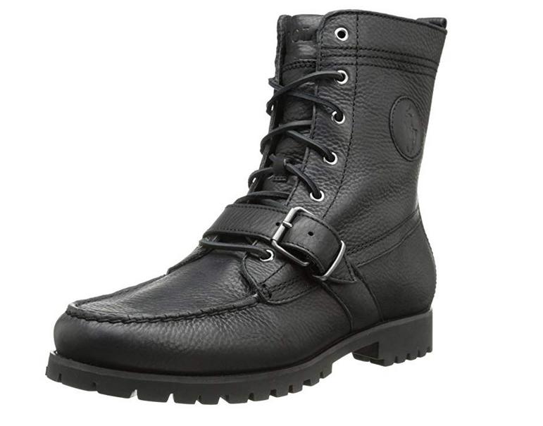 L.L.Bean Brown Leather Men's & Rubber Hiking Outdoor Boots Men's Leather 8 M d43db9