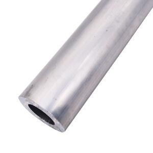4pcs 19mm OD 15mm ID 2mm Wall 12 Long 6061 T6 Aluminum Tube Tubing