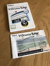 Roland drum tutor