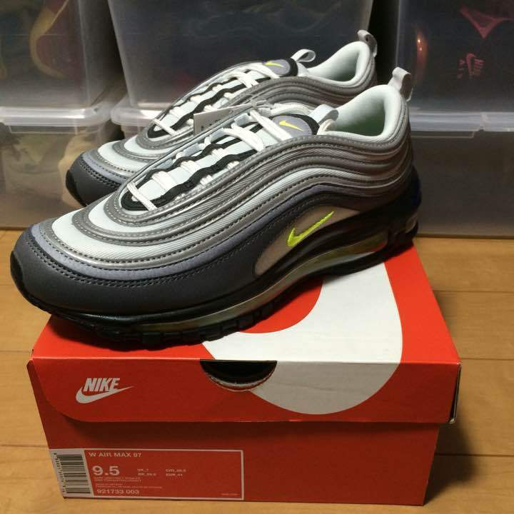 WMENS AIR MAX 97 Air Max 97 26.5cm from japan (5487