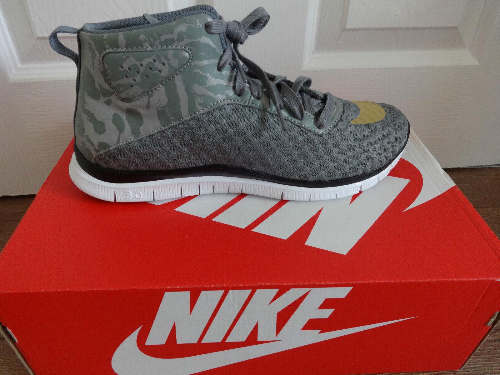 Nike Hypervenom Mid FC 725128 001 Free Free Free Tenis Zapatillas nos 8 Nuevo a52d5a