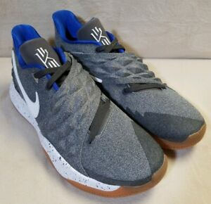 new product abcae 1a620 Image is loading Nike-Kyrie-4-Low-Uncle-Drew-QS-Grey-