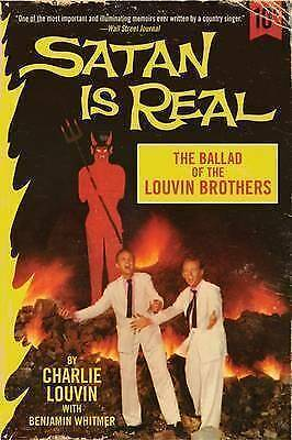 Satan Is Real: The Ballad of the Louvin Brothers, Very Good Books