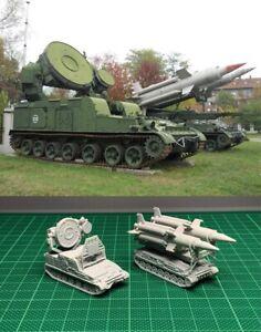SA-11 1//144 Russian 9K37 Buk Air Defense Missile Resin Kit