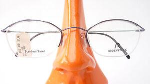 Augenoptik Billiger Preis Damen Brille Gestell Nur Oberrand Markengestell Rodenstock Leicht Butterfly Gr S Weder Zu Hart Noch Zu Weich