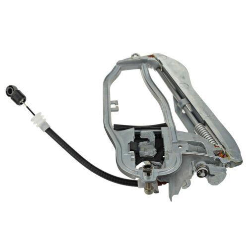 Rear Left Passenger Side for BMW X5 E53 Door Handle Carrier 51228243635