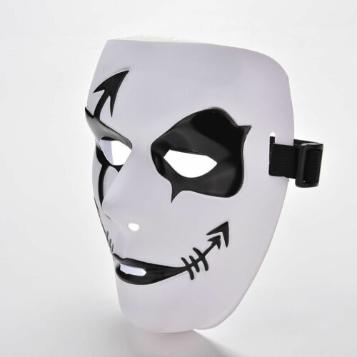 1 Pc Fashion Halloween Hip-Hop Mask Face Party Mask