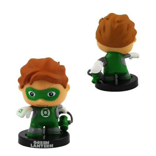 GREEN LANTERN  PVC DC HEROES sigillato JLA BABY Little Mates LANTERNA VERDE