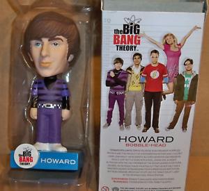 Big-Bang-Theory-034-Howard-034-Bobble-Head-By-Funko