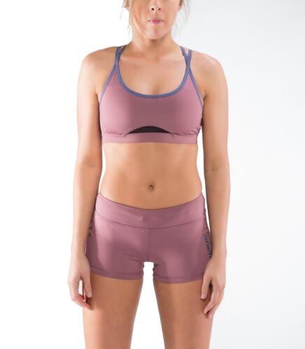 Gym,Workout,Yoga,Running Virus ECo51 Womens Onyx Stay Cool Sports Bra,Crossfit