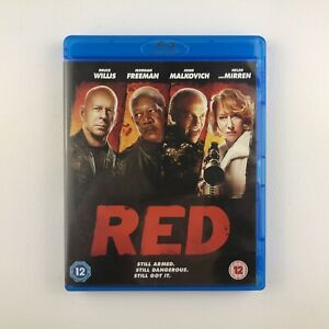 RED (Blu-ray, 2011)