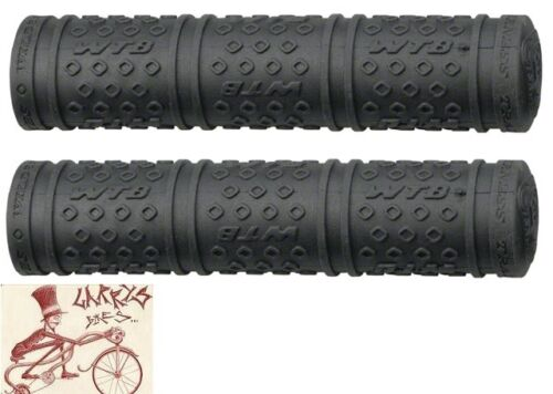 WTB TECHNICAL FLANGELESS BLACK MTB BICYCLE GRIPS