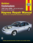 Holden Commodore Automotive Repair Manual by Larry Warren (Paperback / softback, 2009)