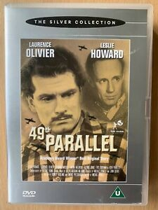 The-49th-Parallel-DVD-1941-World-War-II-WW2-Propaganda-Film-Movie-Classic