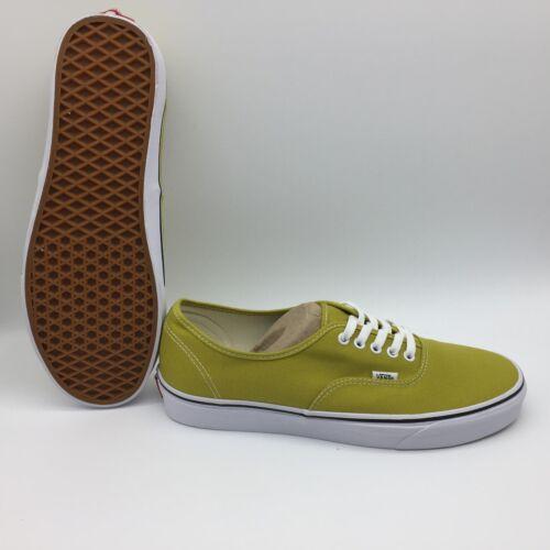 Blancas mujer Zapatos Verde Hombre auténtico Traje Vans 5XwqZAEq