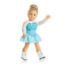 American Girl Sparkly Skating Set  NIB