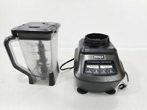 Ninja Mega Kitchen System 72 Oz Blender Black Bl770 Read Ebay