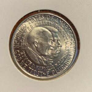 1952 Washington Carver Commemorative Half Dollar, UNC