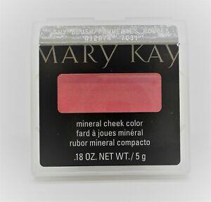 Mary Kay Chromafusion Blush Color Shy Blush # 120414   eBay