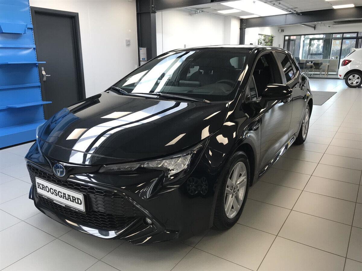 Toyota Corolla 1,8 Hybrid H3 Smart MDS 5d - 244.900 kr.