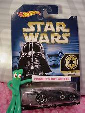 2015 Hot Wheels STAR WARS #6 PROTOTYPE H-24☆Darth Vader☆GALACTIC EMPIRE✰Walmart