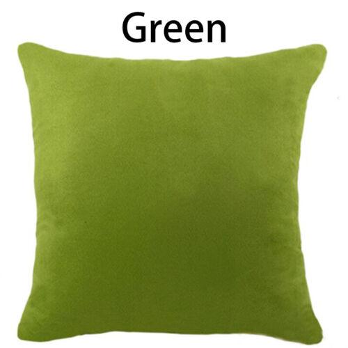 40x40cm Velvet Pillow Case Living Room Sofa Cushion Cover Pillowcase Home Decor