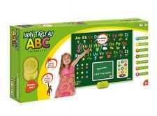 Zanzoon : Mon Tableau ABC / MY ABC INTERACTIVE TABLE