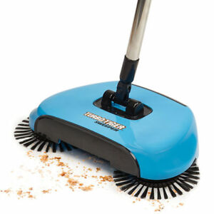 As Seen On Tv Turbo Tiger Sweeper Blue Free Shipping Usa