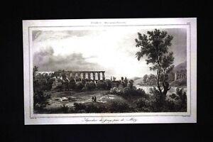 Aqueduc-pres-de-Metz-FranceIncisione-del-1850-L-039-Univers-pittoresque